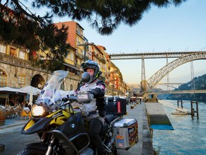 7 Days Northern Secrets Adventure Guided Motorcycle Tour in Portugal