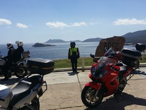 10 Day Dream Island Sardinia - Premium Guided Motorcycle Tour in Italy