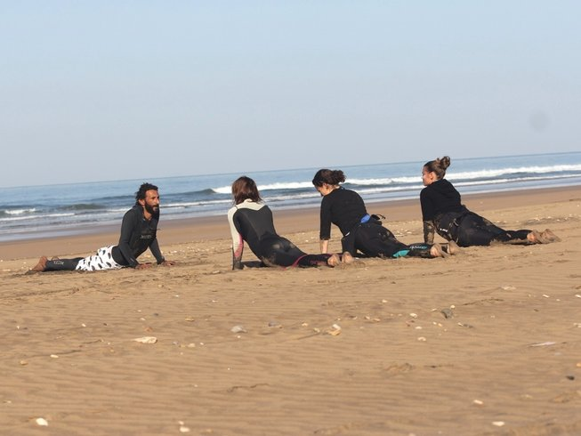 8 Days Surf Camp in Morocco