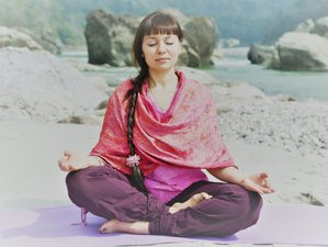8 Days 50-Hour Meditation Teacher Training in Rishikesh, India