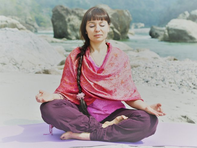 8 Tage 50-Stunden Meditationslehrer Ausbildung in Rishikesh, Indien
