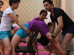 28 Day 200 Hours Yoga Teacher Training Course in Rishikesh