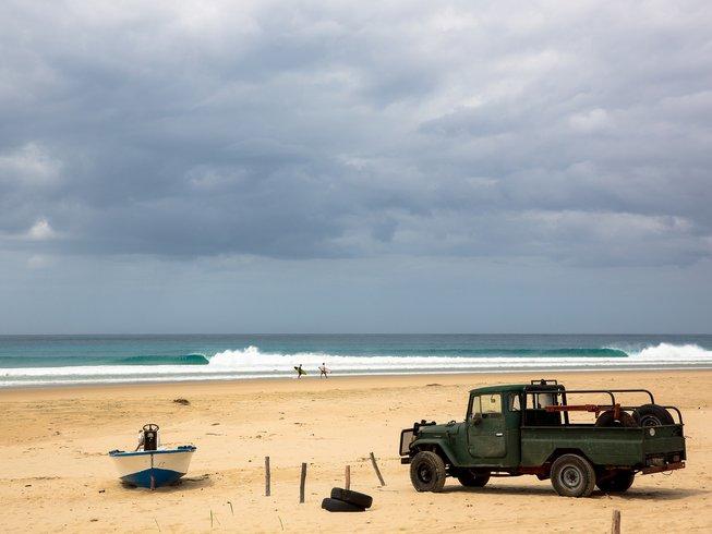 8 Days Big Five Safari and Surf Camp South Africa