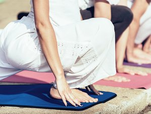 Week-end de yoga et detox dans le Lubéron, France