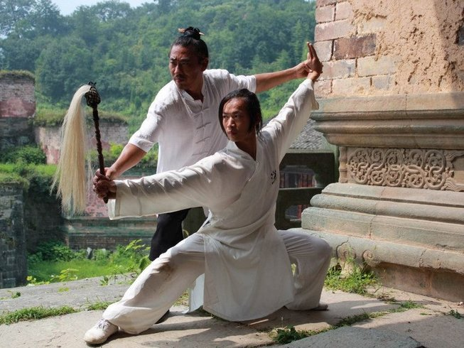 1 Year Kung Fu Training in Hubei, China