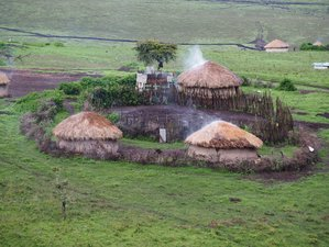 3 Days Safari in Tarangire National Park and Ngorongoro Crater, Tanzania