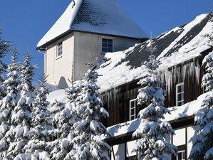 7 Tage Yoga Winter Retreat im Erzgebirge, Deutschland