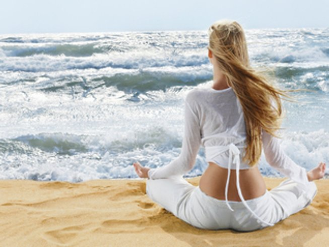 7 Days New Year H20 Yoga Meditation, Peace of Mind Retreat in Bali, Indonesia