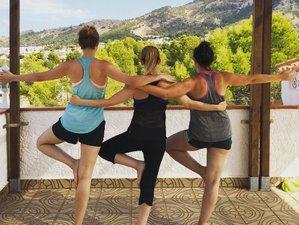 6-Daagse Yoga Retraite in Alicante, Spanje