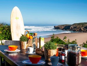 6 Day Surf and Beach Yoga Holiday in SW Algarve, Portugal