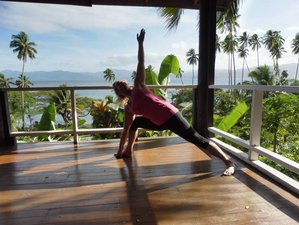 8 Days Pure Balance Meditation & Yoga Retreat Fiji