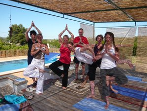 6 días retiro de yoga en Orange Tree Retreat, España