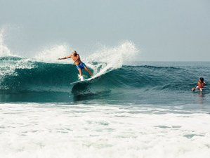 8 Days Green Waves Bali Surfing