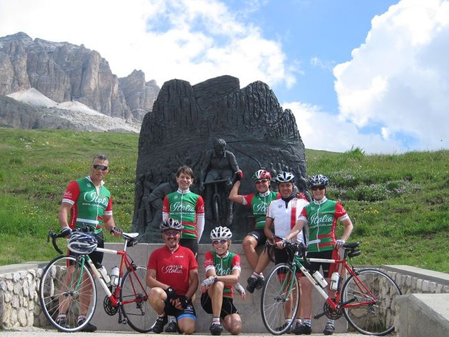 8 Days Culinary and Cycling Holidays Italy