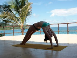 4 Days Yin and Power Yoga Retreat in Mexico