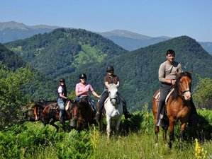 8 Days Balkan Village Trek Horse Riding Tour in Bulgaria