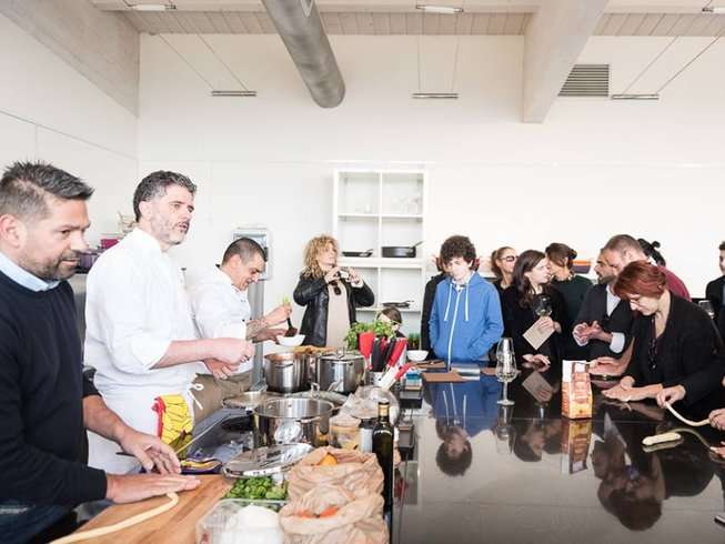 7 Days Italian Taste Experience Cooking Holiday in Umbria, Italy
