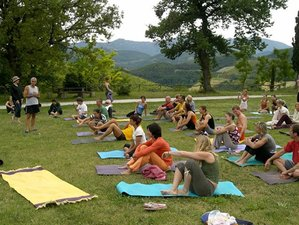7 Days Ashtanga Yoga Retreat in Italy