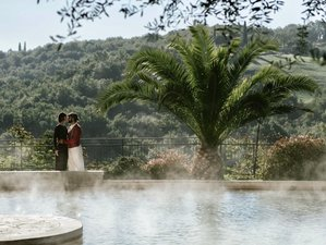 4 Day Private & Luxury Couple Retreat with Yoga, Meditation and Spa in Tuscany, Italy