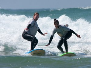 8 Days All Level Surf Camp in Portugal