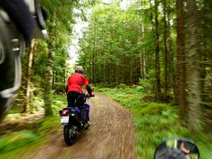10 Days Adventure Sweden Guided Motorcycle Tour