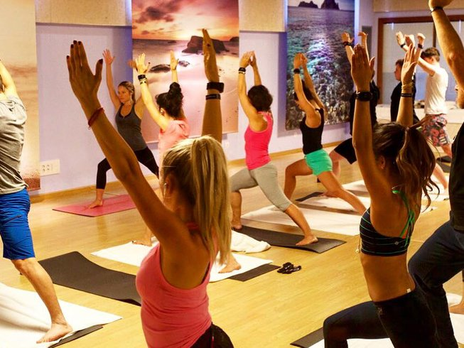 8-Daagse Herstellende Fitness en Yoga Retreat op Ibiza