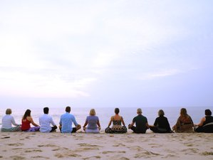 15 Days Four Levels of Health Yoga Retreat in Kerala