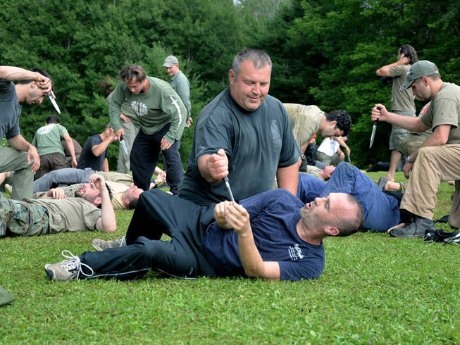 6 Days Systema Camp in Toronto, Canada
