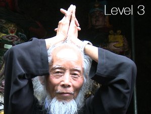 Self-Paced 8 Trigram Qigong Online Master Course Level 1, 2, and 3