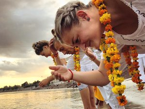200-Hour Kanga Yoga Teacher Training in Rishikesh, India