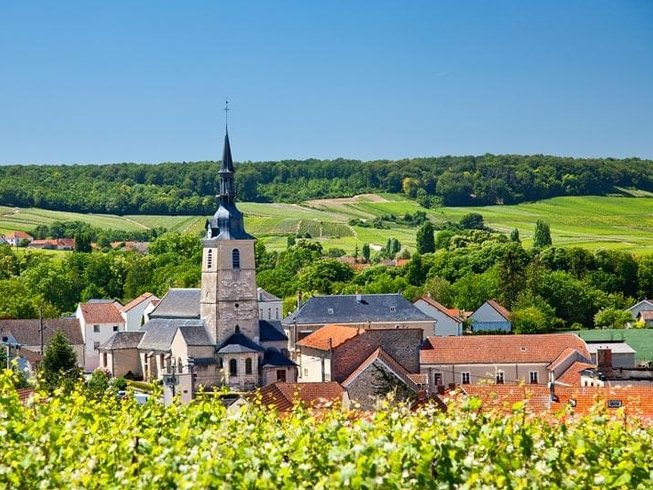 8 Days Self-Drive Champagne Tour France