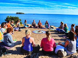 7 Tage Meditation und Yoga Retreat auf Ibiza, Spanien