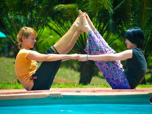 7-Daagse Detox en Yoga Retraite in Goa, India