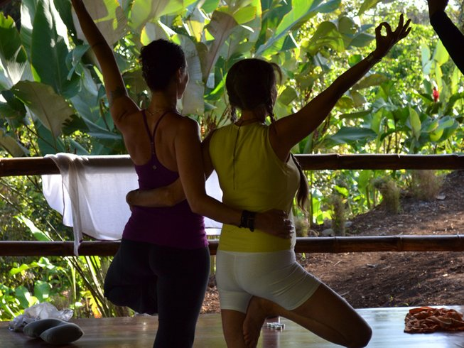 8 Days Women Meditation and Yoga Retreat in Alajuela Province, Costa Rica