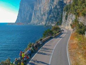 6 Days Sportive Cycling Holiday in Lake Garda, Italy
