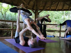 8 Days Dharma Meditation Yoga Retreat in Costa Rica
