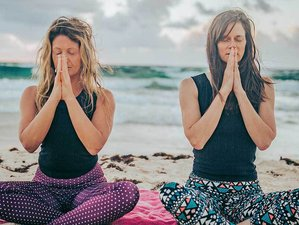 """8 Day """"New Year, Amazing You"""" Yoga, Surf, and Fitness Holiday in Nosara, Guanacaste Province"""