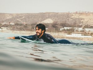 8 Days Surfari Camp  in Anza, Agadir, Morocco