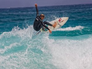 15 Days Spanish Course and Surf Camp in Corralejo, Spain