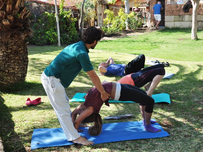 8 Days Personalized Holistic Yoga Retreat in Tenerife, Spain
