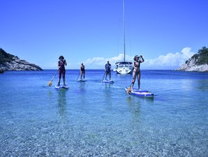 8 Day SUP, Sail, Yoga, Bike, Hike and Island Hopping Adventure Holiday in Kaštel Gomilica, Dalmatia
