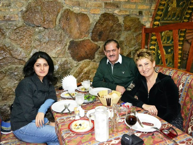 6 Days Gourmet Culinary Holidays in Armenia