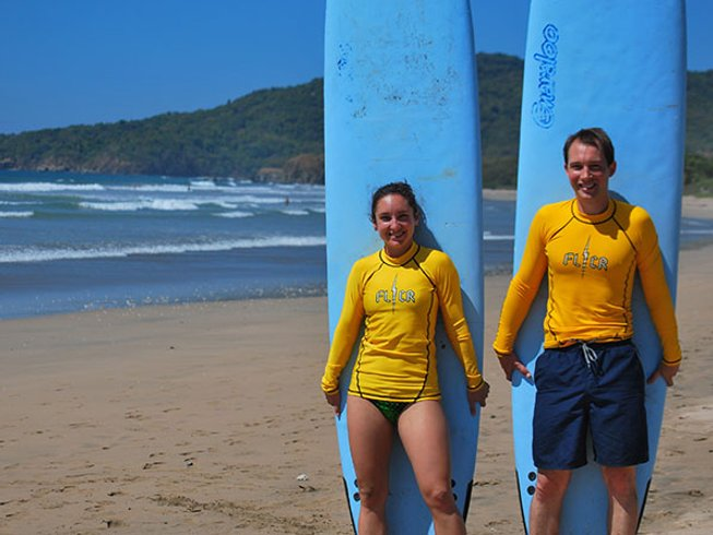 8 Days Refreshing Costa Rica Surfing and Yoga Retreat