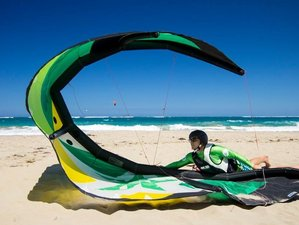 7 Days Beginner Kitesurf Camp in La Gaulette, Mauritius