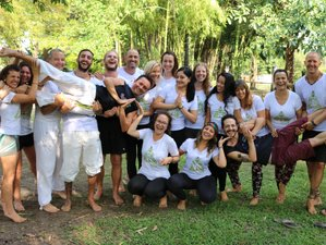 23 Day 300hrs Intensive Yoga and Meditation Teacher Training (YTT) in Cali plus Virtual Access