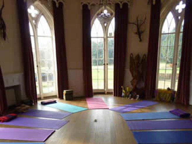 3-Daagse Herftsweekend Yoga Retraite in Oxfordshire, Verenigd Koninkrijk