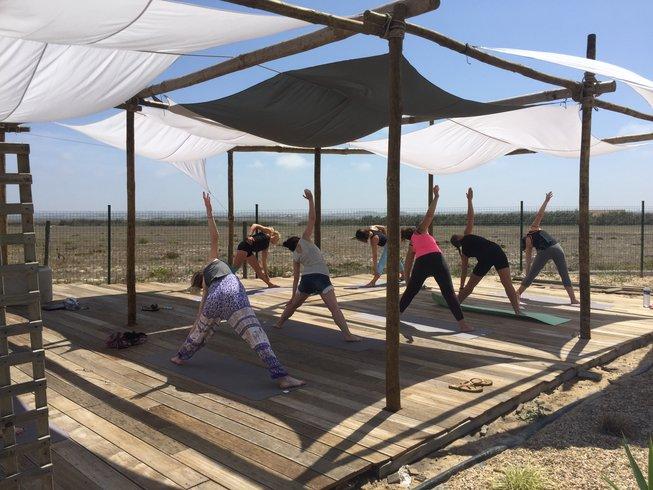 8 Days Surf and Yoga Retreat in Peniche, Portugal