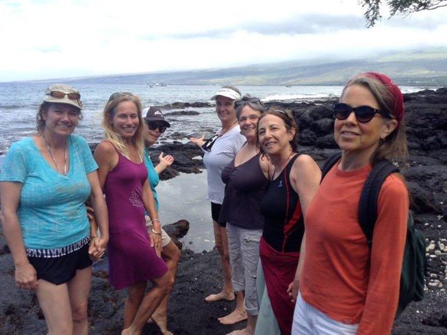 6 Days Spiritual and Yoga Retreat in Hawaii