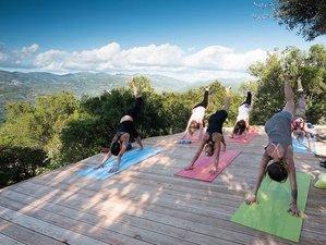 8 Tage Intensiver Yoga Retreat inmitten der Natur in Griechenland