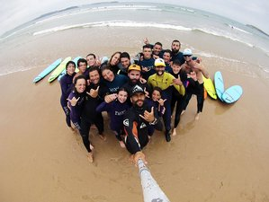 8 Days Deluxe Surf Camp in Cantabria, Spain